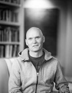 Author Anthony Doerr