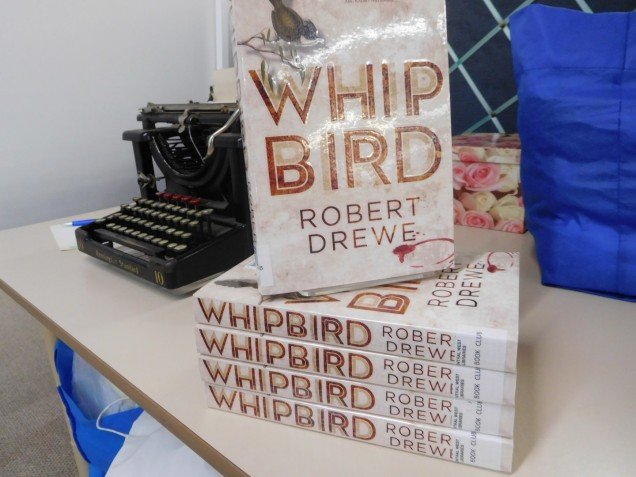 Whipbird Two