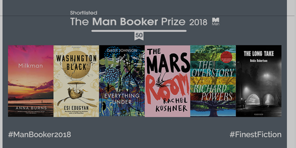 Man Booker Shortlist